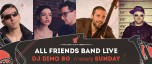 All Friends Band - Live